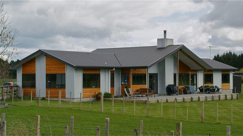 Corrugated Iron Houses Tin